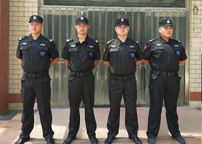 浙江保安公司